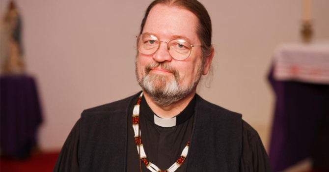 "NATIONAL INDIGENOUS BISHOP on ""Blind Spot"" for Canadian Anglicans image"