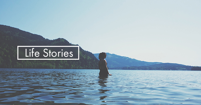 Life Stories - Oct 2015 image