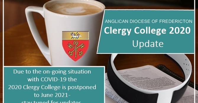 Clergy College 2021