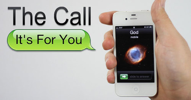 What is YOUR Calling? image