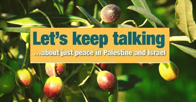 Ideas - Israel/Palestine - A Just Peace image