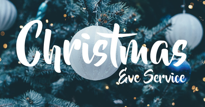 Christmas Eve services image