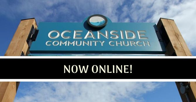Join us online! image