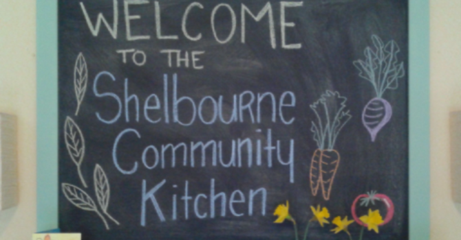 An Update from the Shelbourne  Community Kitchen - June 17, 2017 image