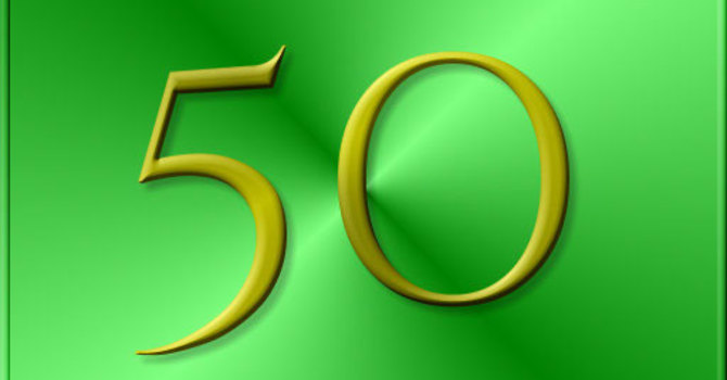 Easter is 50 Days image