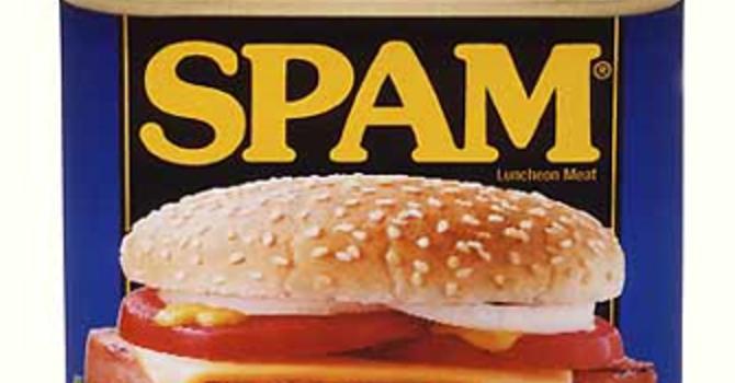 Pacific E-mail vs SPAM image