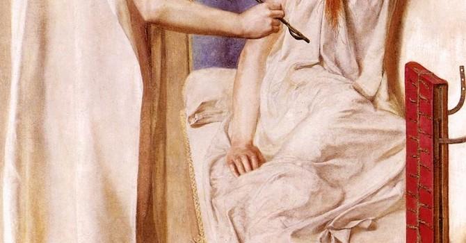 Hail Mary image
