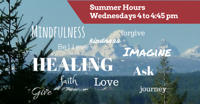 Mindfulness Practice Group - Summer Hours Announced image