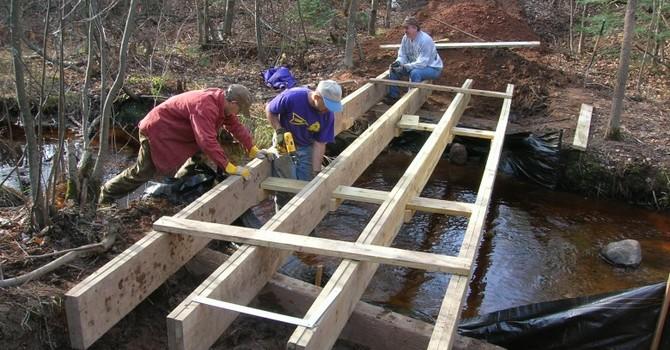 SERMON: Building A Bridge image