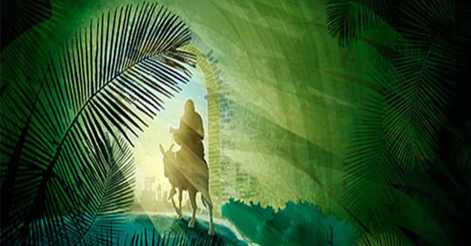 March 25, 2018 ~ Palm Sunday image