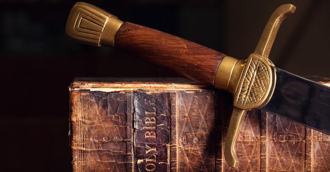 Bible Reading 2018 image
