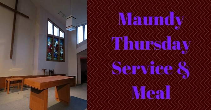 Maundy Thursday image