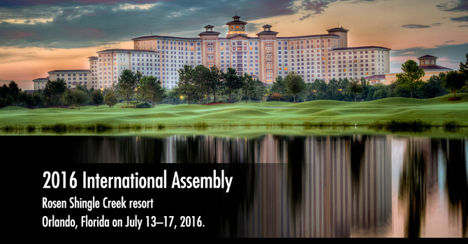 "Update for 2016 ""UNITED"" COGOP International Assembly image"