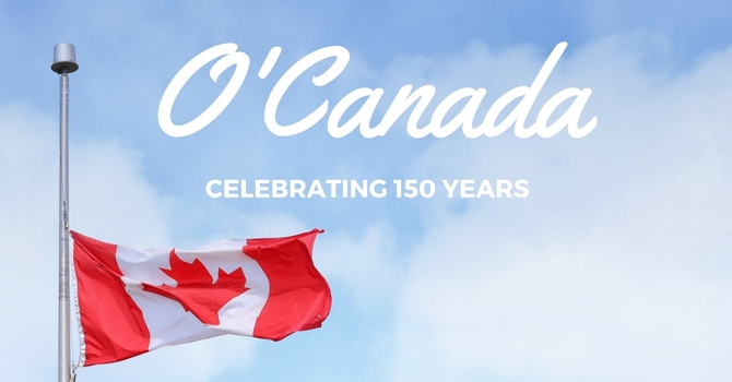 O' Canada:  Summer Messages Inspired by our Home and Native Land image