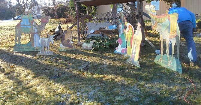 Nativity Scene image