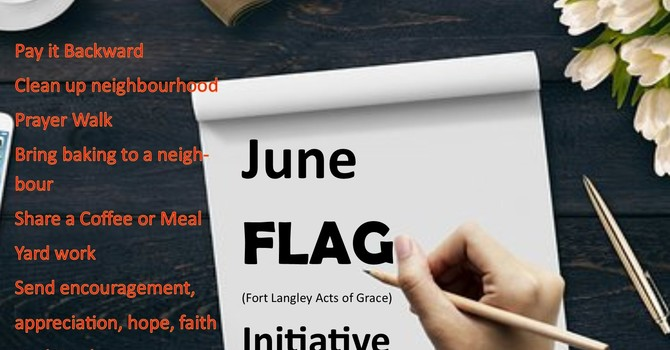 June FLAG Initiative image
