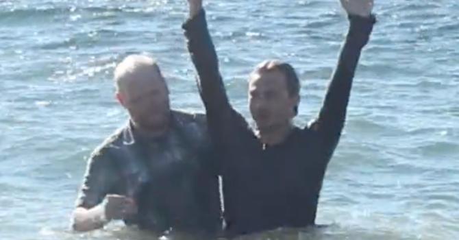 Baptism Sunday image