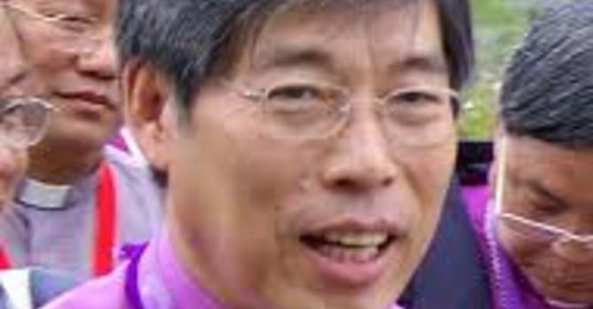 The Primate of Korea to Visit the Diocese of New Westminster image