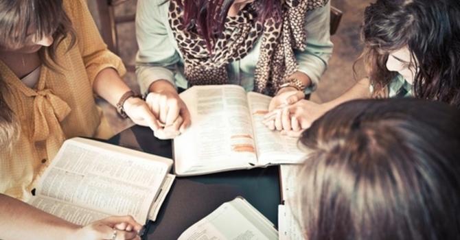 Ladies Wednesday Morning Bible Study