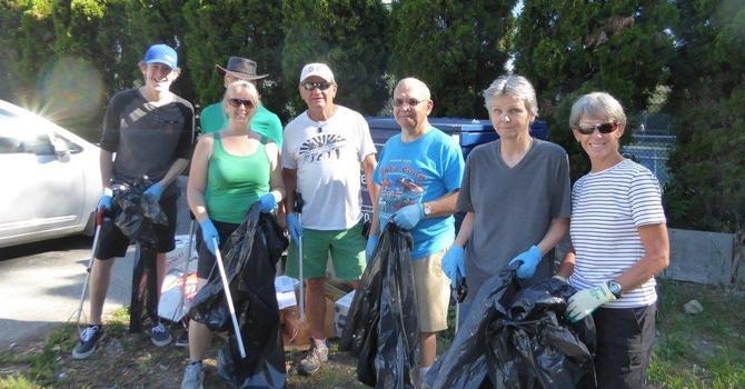 Great Job Clean up Crew! image