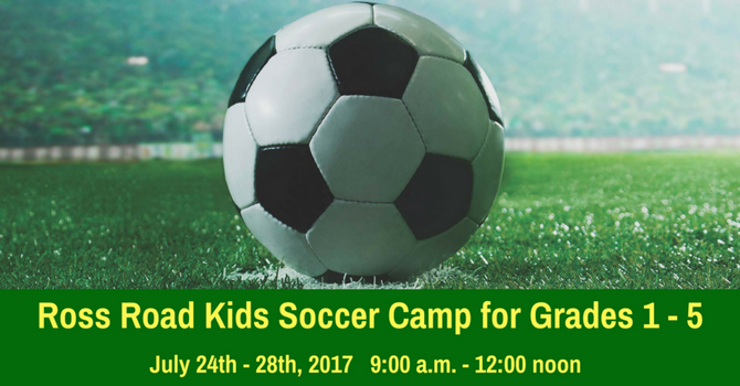 RRCC Kids Soccer Camp 2017 image