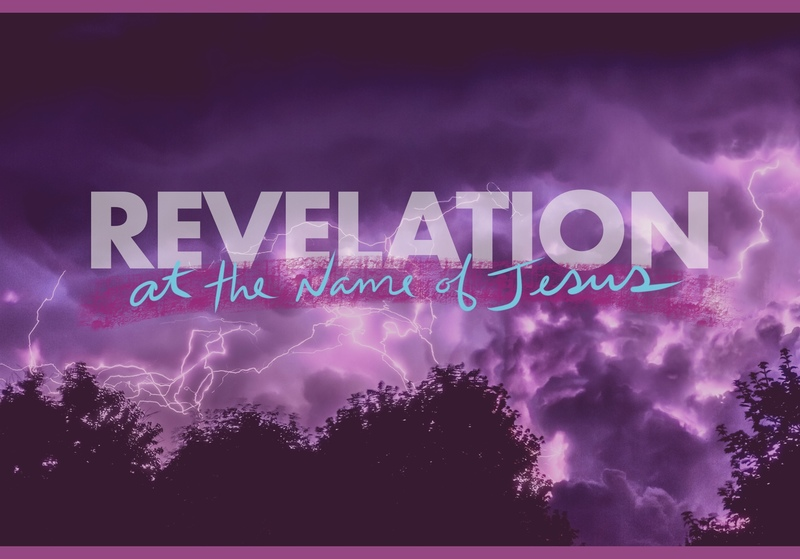 "Revelation Series ""At The Name Of Jesus"" : Rev 20"