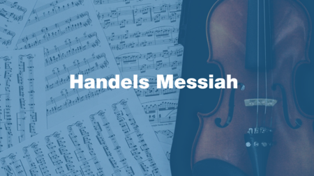 Getting a Handel on Christmas