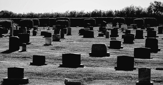 Space for God - Living Among the Tombs image