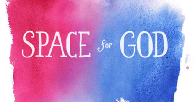 Sacred Space November 28, 2015 image