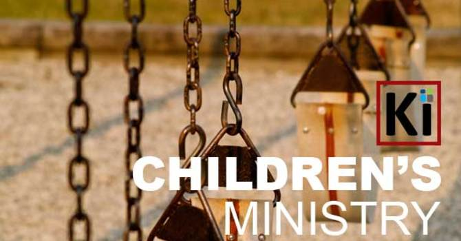 CHILDREN'S MINISTRY SUMMER 2014 image
