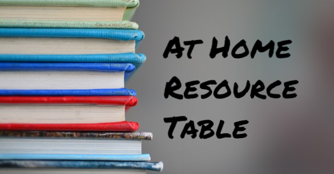 At Home Resource Table  image