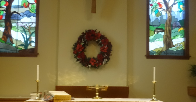 Advent/Christmas Painting image