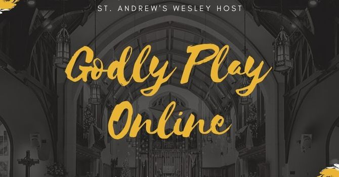 Godly Play at Christ Church Cathedral