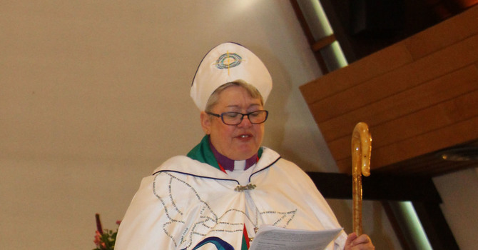 Bishop Barbara's recent bulletins image