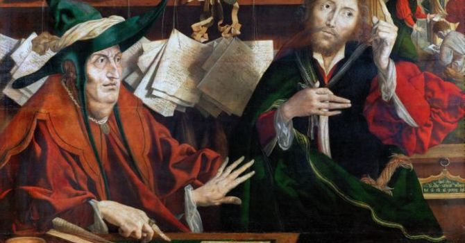 The Ninth Sunday after Trinity image