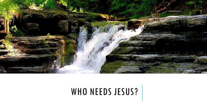 John 7: Living Water
