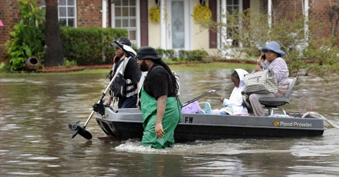 Relief for flood victims of Baton Rouge Louisiana  image