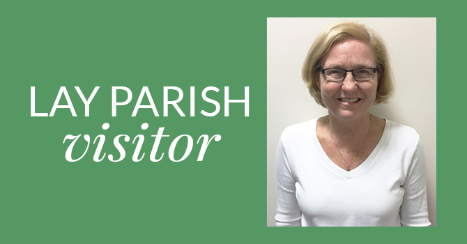 Announcing our New Lay Parish Visitor image