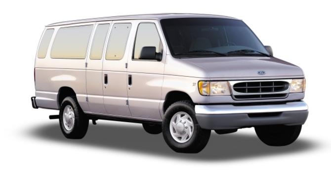 Needed:  15 Passenger Van image