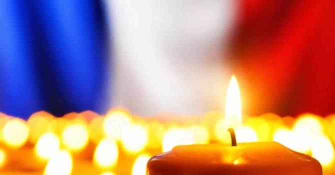 Prayer for Paris image