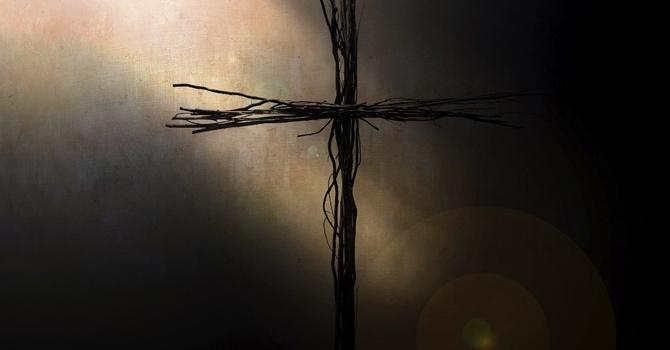 Space for God - A Forgiving God image