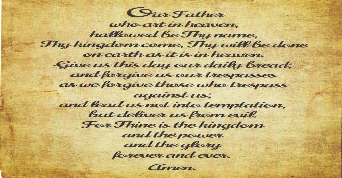 Worship Service Bulletin - Seventh Sunday After Pentecost image