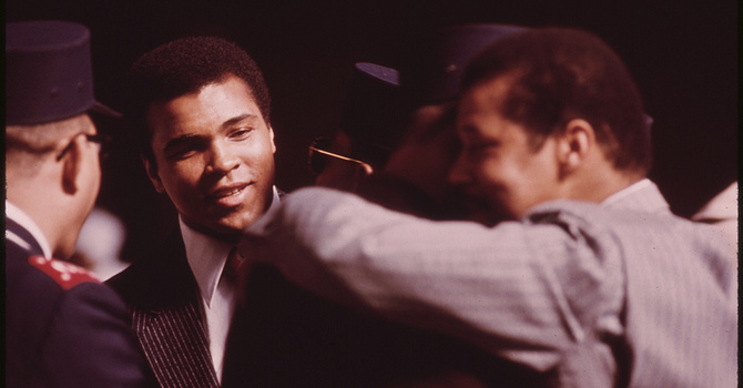 Lessons from Muhammad Ali: Imagining Great Things image
