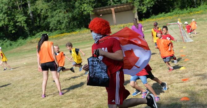 High Power Soccer Camp image