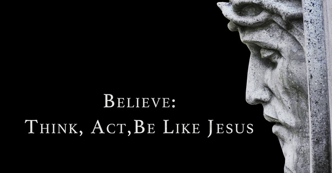 Act Like Jesus:  Sharing My Faith