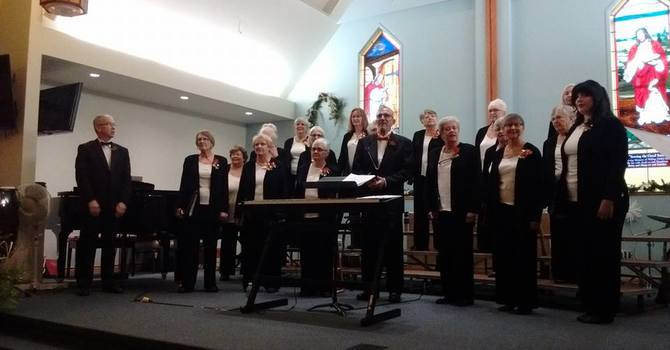 Jubilee Chorale Christmas Concert image