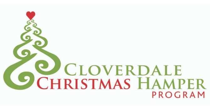 Cloverdale Christmas Hamper Program 2017 image