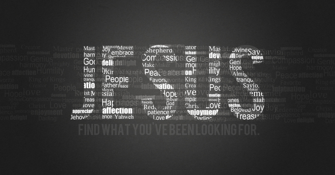 What Jesus Did for You! image