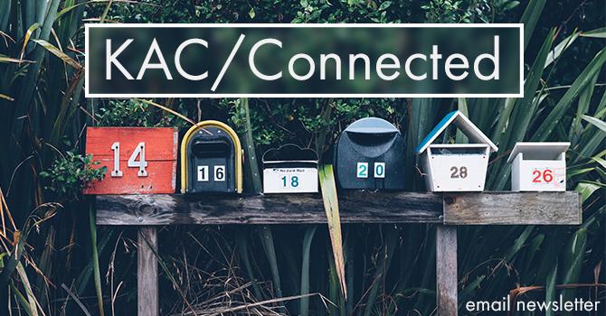 KAC/Connected - February 2018 image