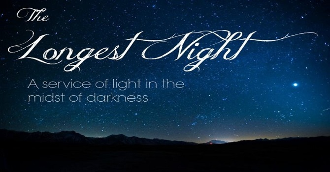 Hope in the Longest Night Service